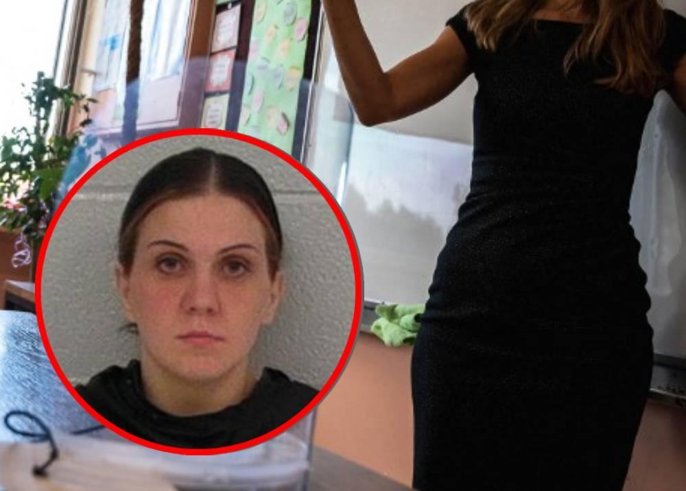 Capturan a profesora por actos indecentes delante de niños en EE.UU..jpeg