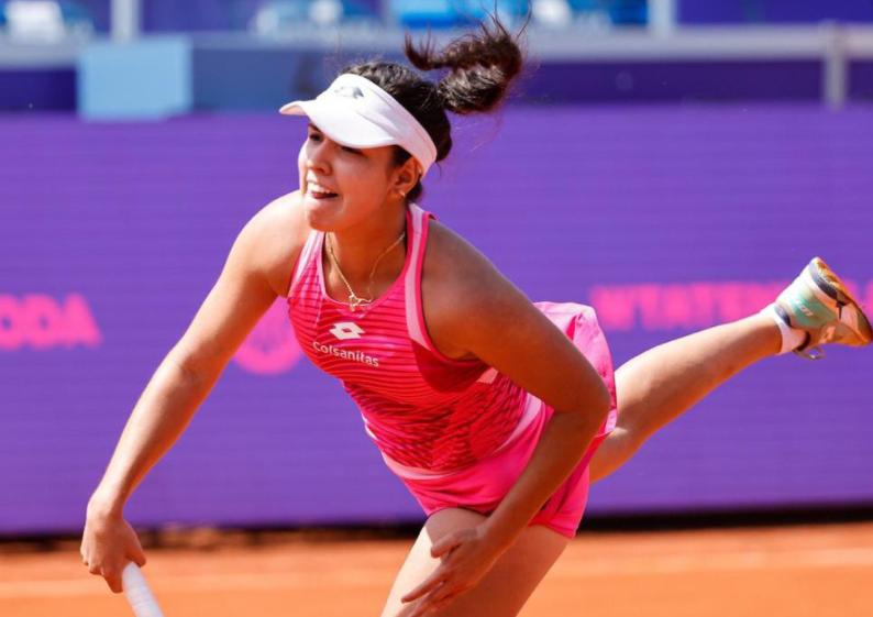 Camila Osorio disputará su sexto cuadro principal en un torneo WTA.