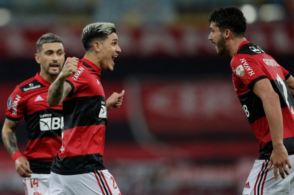 Flamengo AFP.