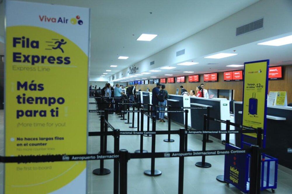 372538_BLU Radio // Aeropuerto Ernesto Cortissoz antes de la pandemia