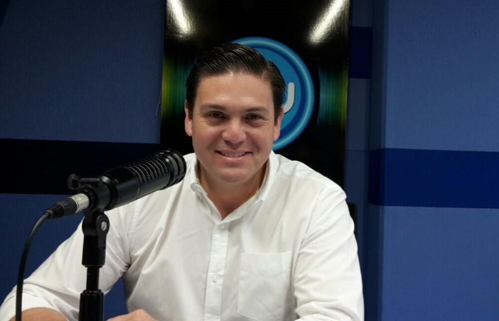 302143_BLU Radio.Candidato presidencial Juan Carlos Pinzón habla sobre la seguridad en Colombia/ foto: BLU Radio