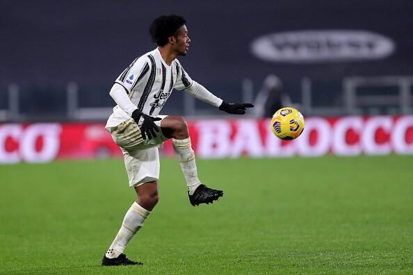 Juan Guillermo Cuadrado, jugador de Juventus