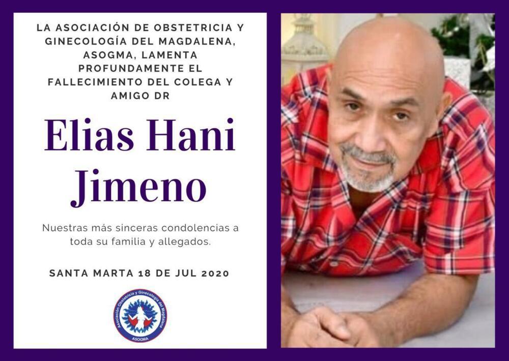 371510_BLU Radio //Elias José Hani Jimeno murió la madrugada de este sábado. // Foto: Cortesía
