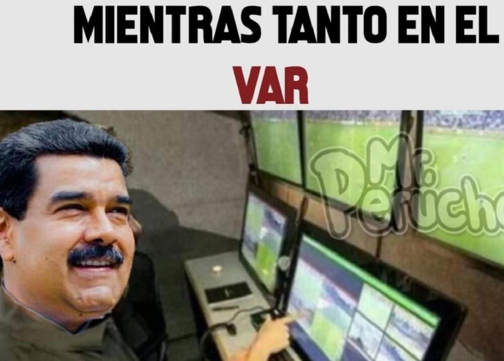 336792_BLU Radio. Memes de partido Brasil - Venezuela // Foto: Redes Sociales