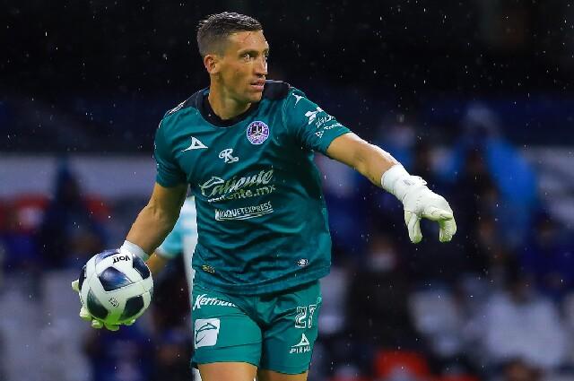 Nicolás Vikonis, en la liga mexicana