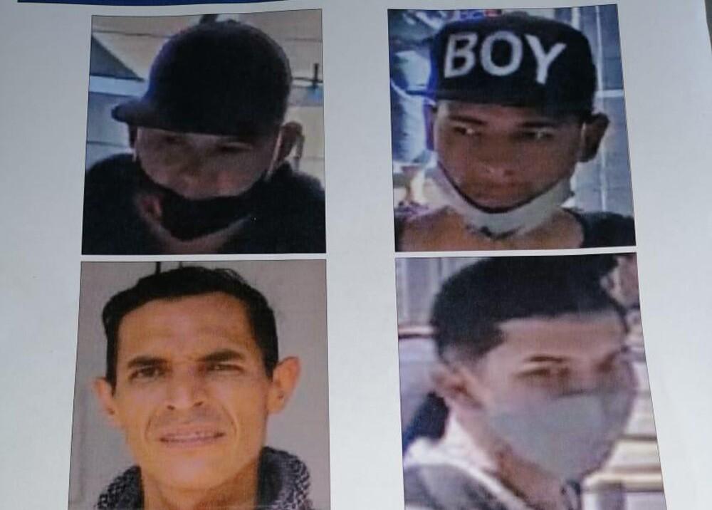 Asesinos de Oswaldo Muñoz