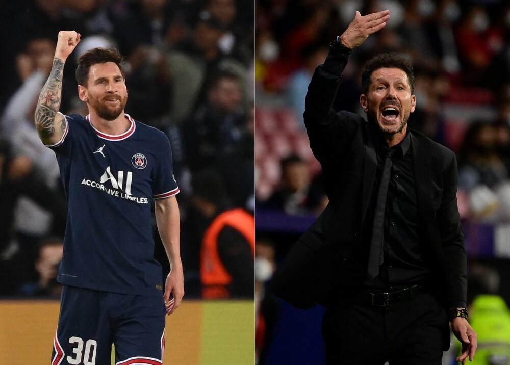 Lionel Messi y Cholo Simeone Foto AFP (1).jpg