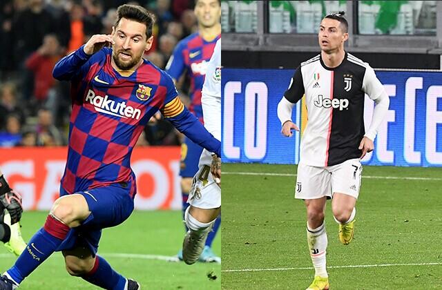 338735_Lionel Messi y Cristiano Ronaldo