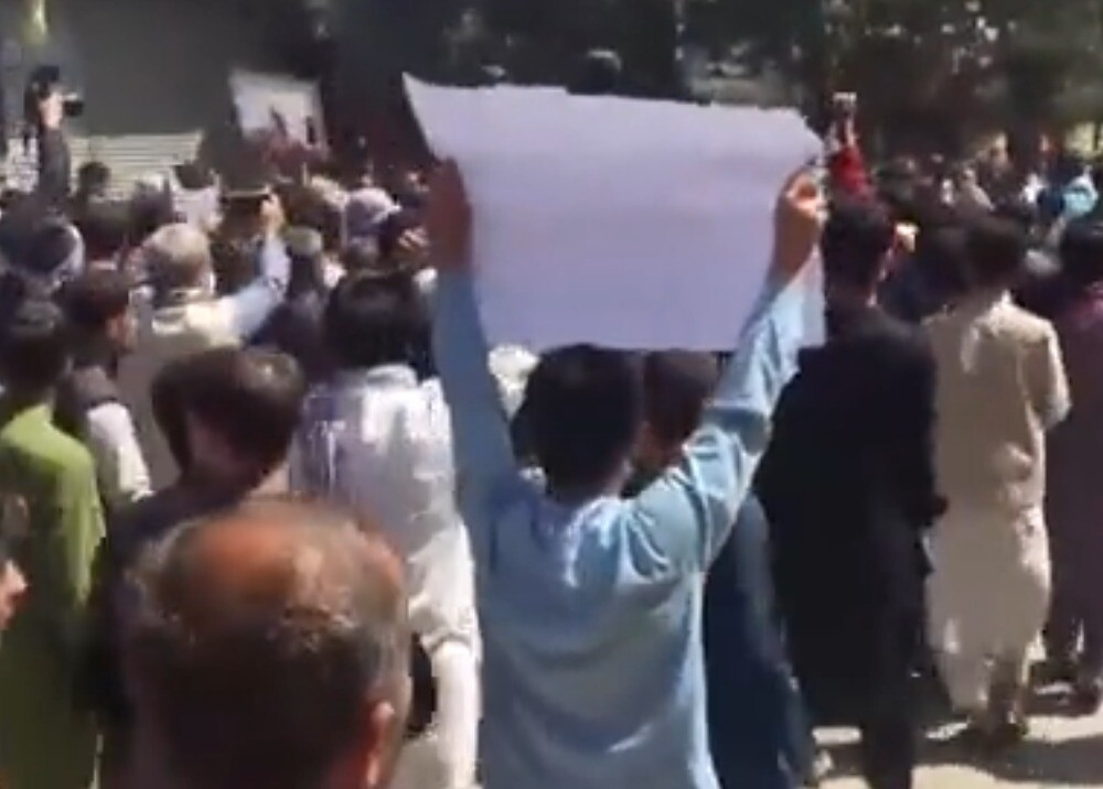 Tiroteo durante protesta en Kabul.jpg