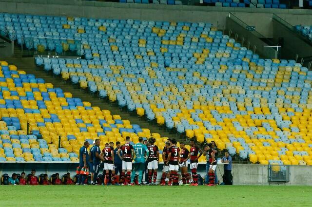 332878_Estadio Maracaná vacío