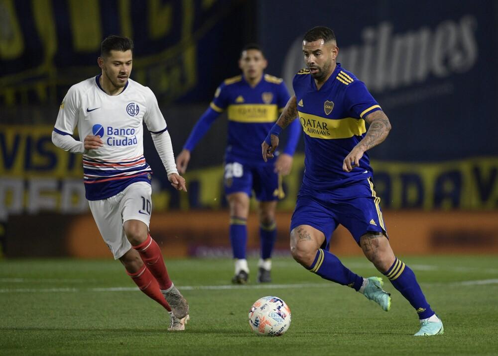 Edwin Cardona Boca Juniors Foto AFP.