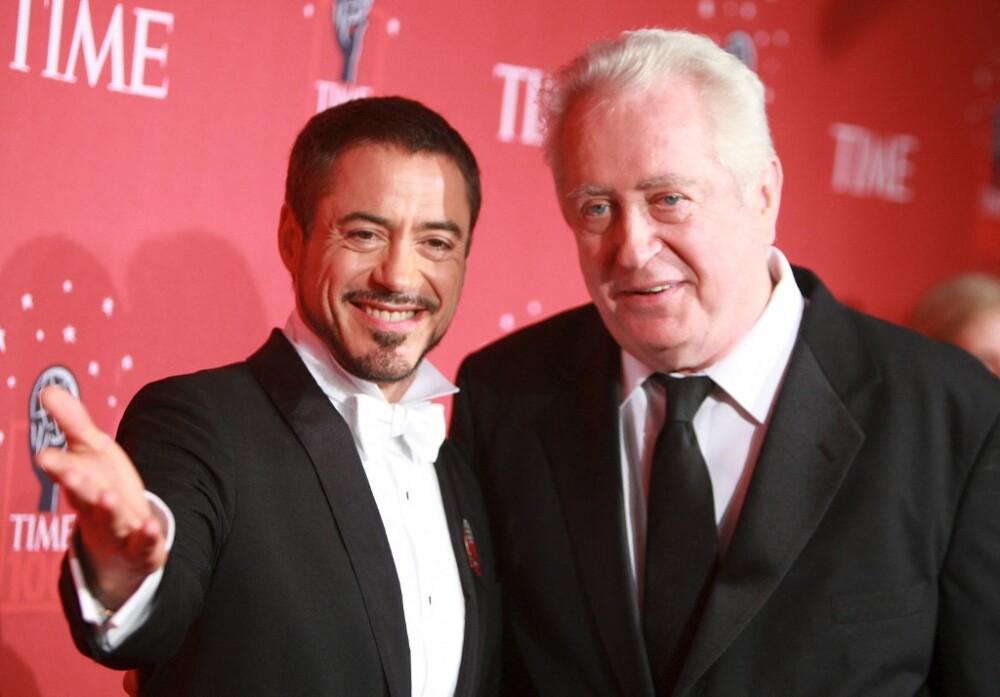 Murió Robert Downey Sr., el padre del actor Robert Downey Jr.
