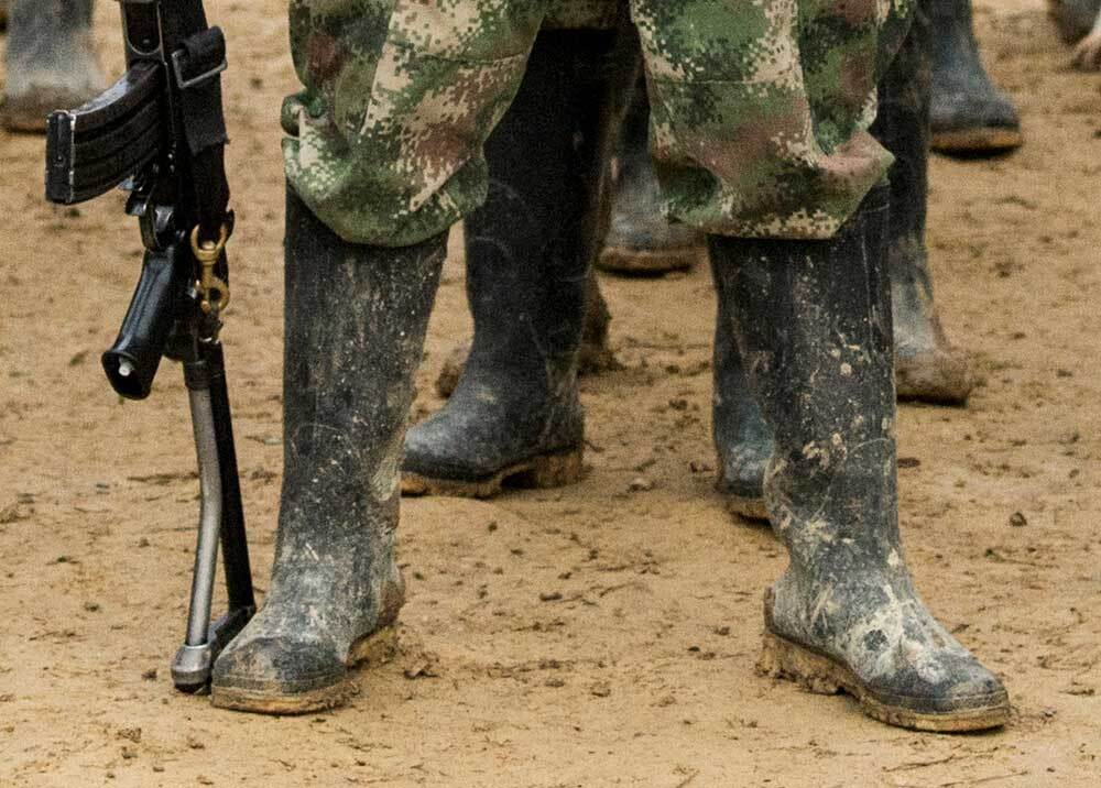 334092_BLU Radio // Guerrilla - Imagen de referencia // Foto: AFP
