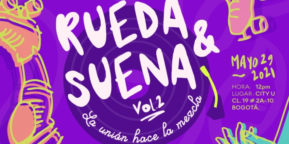 Rueda y Suena