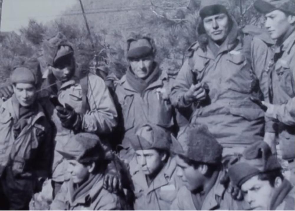 312525_Soldados del Batallón Colombia en la Guerra de Corea - Foto: Ejército Nacional