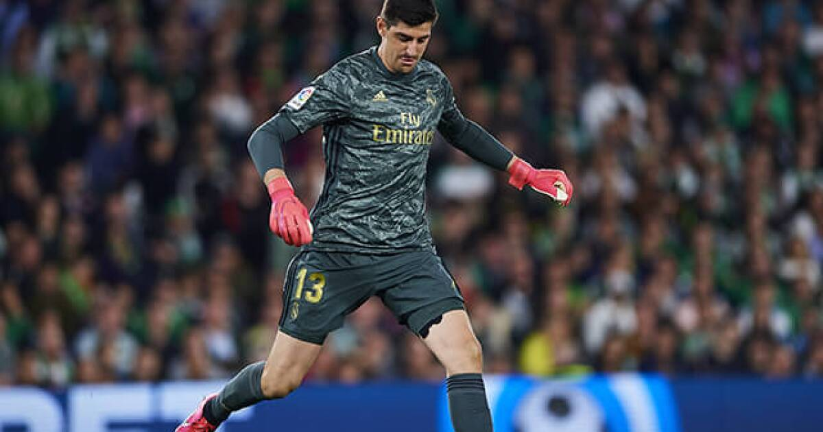 """Thibaut Courtois: """"En el Real Madrid tenemos calidad para ganar la Champions"""""""