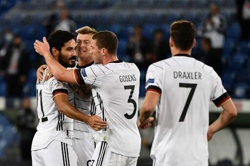 Gundogan gol Alemania vs Suiza