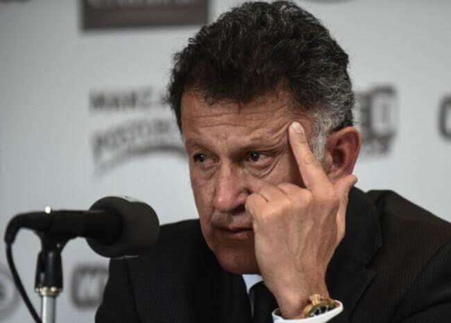 Juan Carlos Osorio. Foto AFP