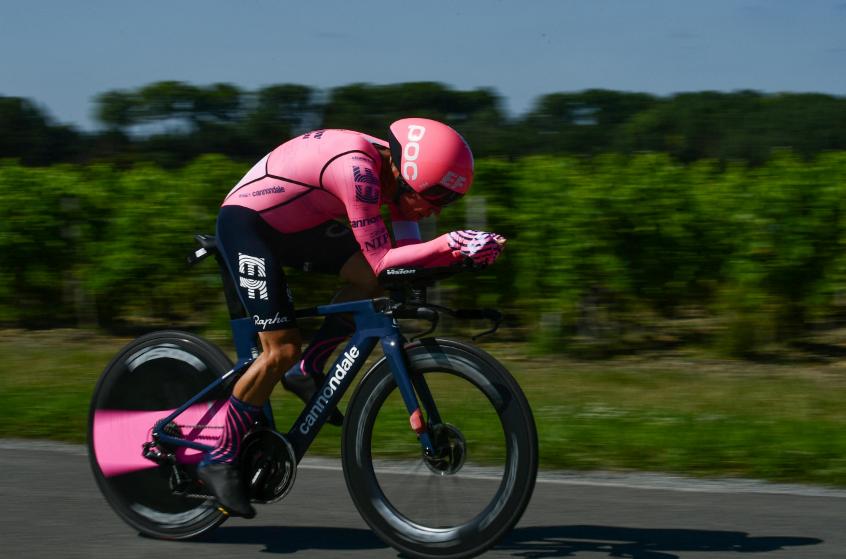 Rigoberto Urán finalizará el Tour de Francia 2021 en el décimo puesto.
