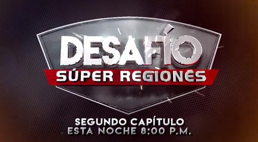 334585_'Desafío Súper Regiones - Foto: Caracol Televisión