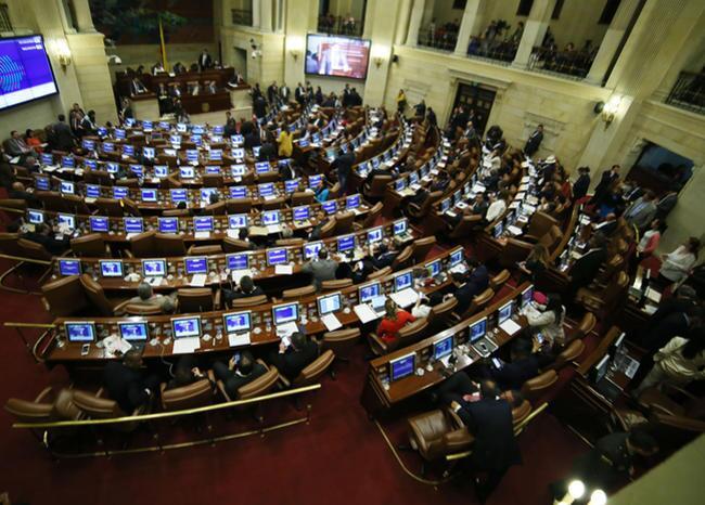 308184_Blu Radio. Congreso de la Republica. Foto: Cámara