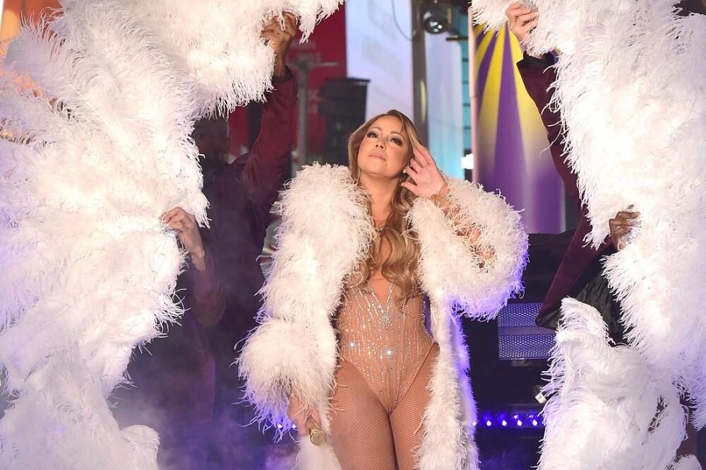 Cantante Mariah Carey