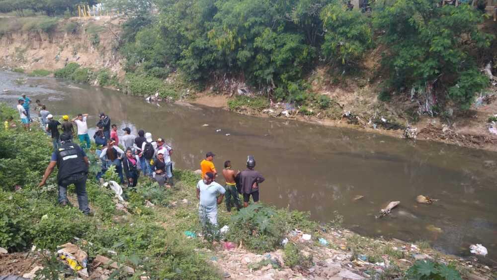 374057_Arroyo donde fue encontrado cuerpo. Foto: Cortesía
