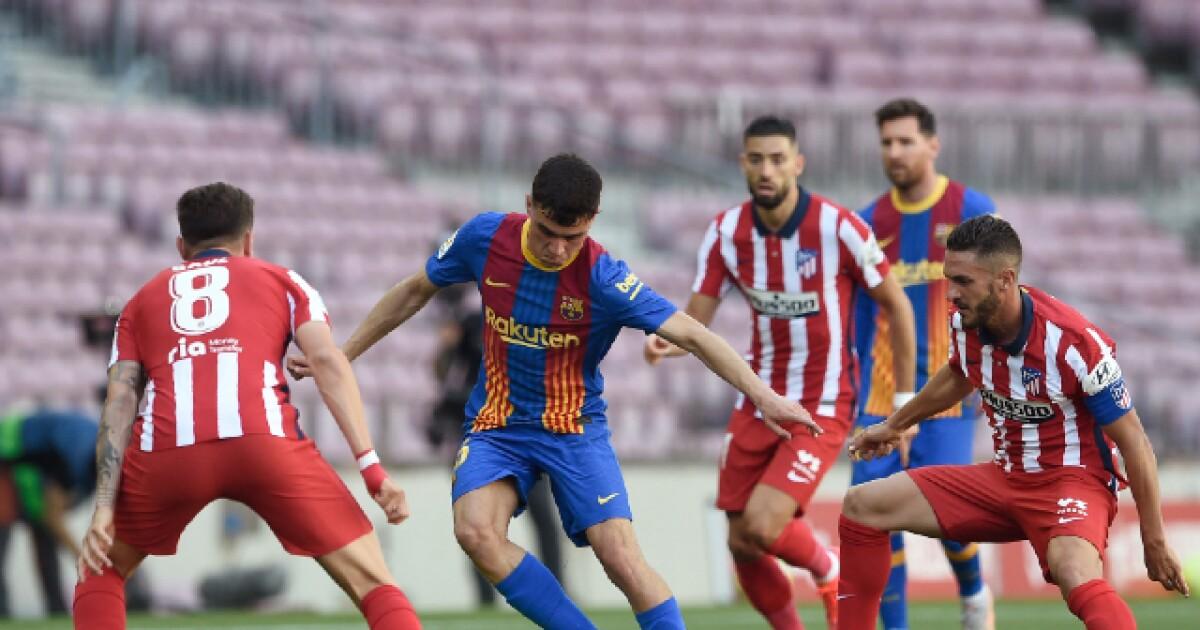 Barcelona vs Atlético Madrid EN VIVO: alineaciones, mejores jugadas y estadísticas de los jugadores