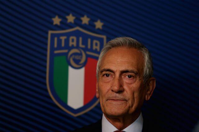 332970_Gabriele Gravina, presidente Federación italiana de fútbol.