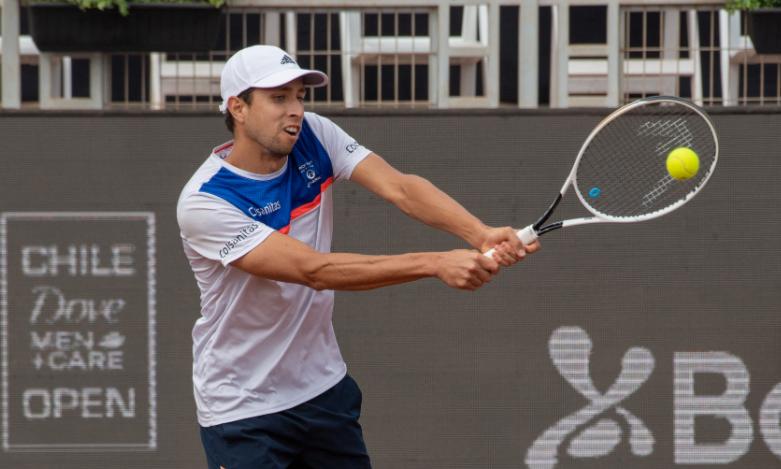 Daniel Galán jugará la semifinal del Abierto de Chile.