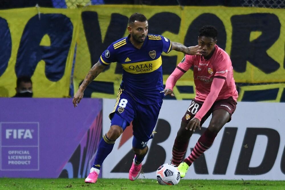 Boca Juniors AFP.