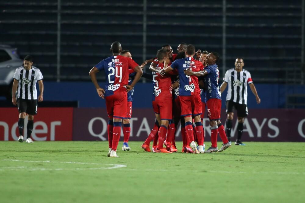 Medellín celebra Copa