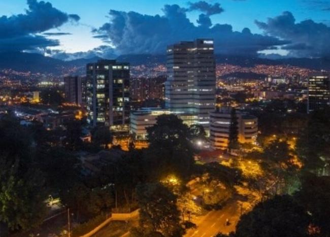 365639_Panorámica de Medellín / Foto: AFP
