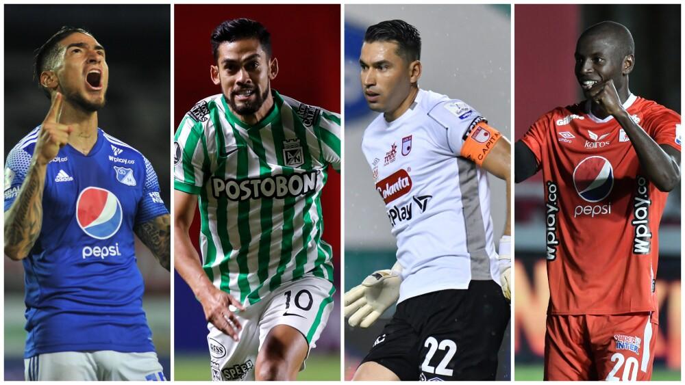 Liga Colombiana II-2021