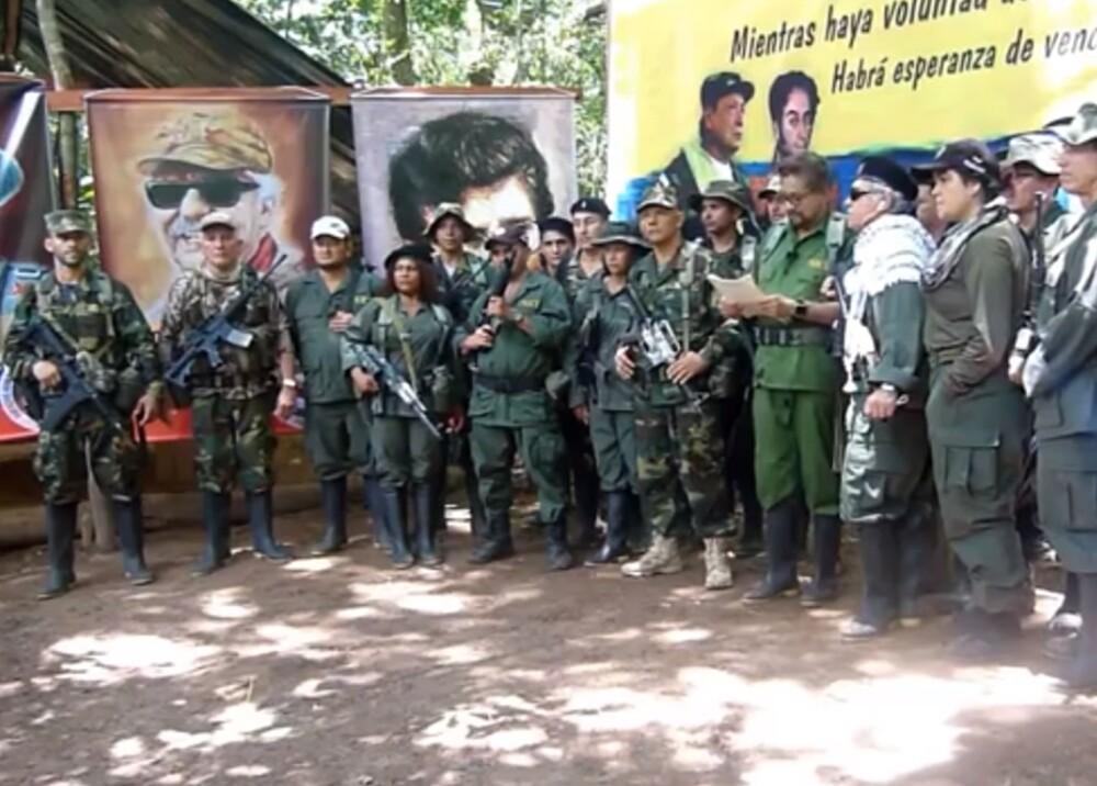 342406_BLU Radio. Video de 'Iván Márquez' y disidencias de las Farc. Foto: captura video YouTube
