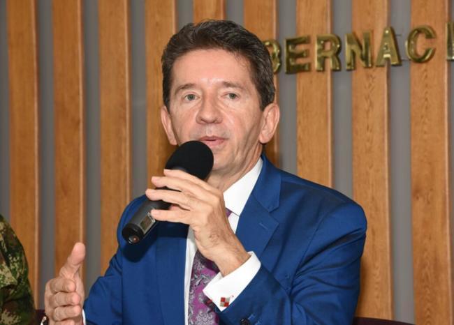 287046_BLU Radio Luis Pérez Gutiérrez / Foto: Gobernación de Antioquia