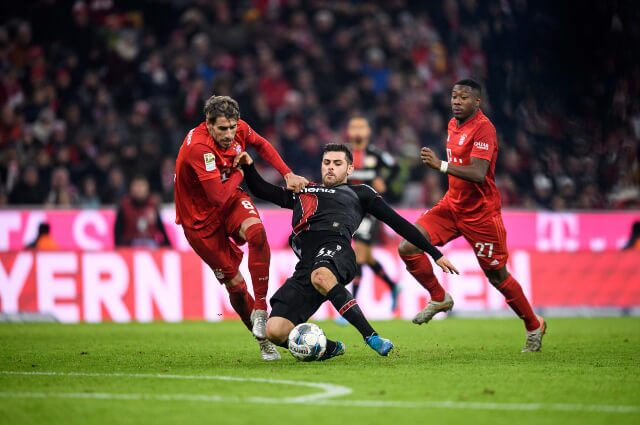 333606_Bayern Múnich vs Bayer Leverkusen