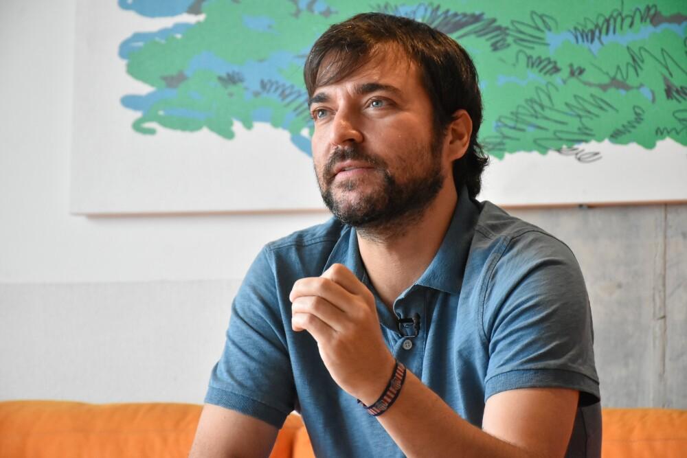 362909_BLU Radio // Alcalde de Barranquilla, Jaime Pumarejo // Foto: Alcaldía de Barranquilla