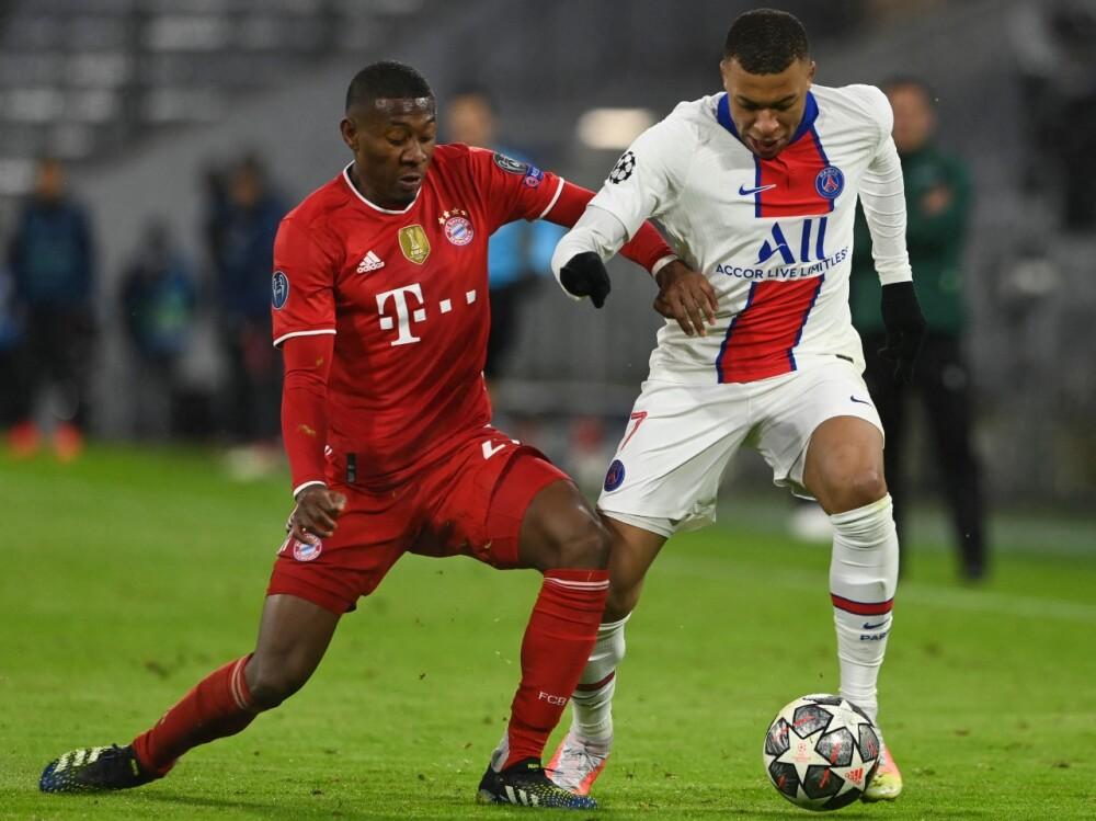 PSG Bayern Munich AFP