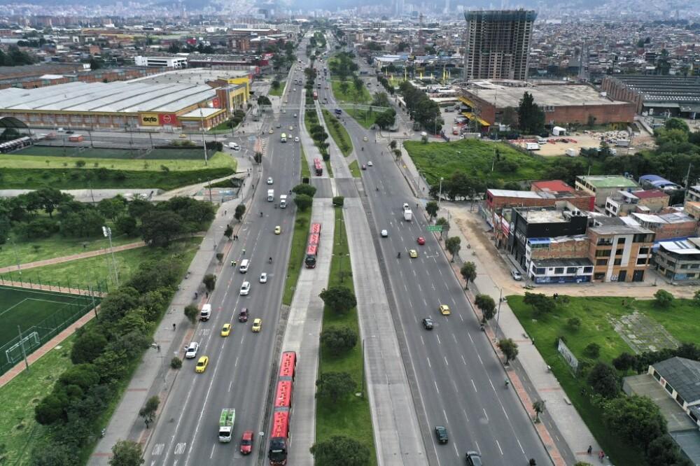 Bogotá. Foto AFP.jpg