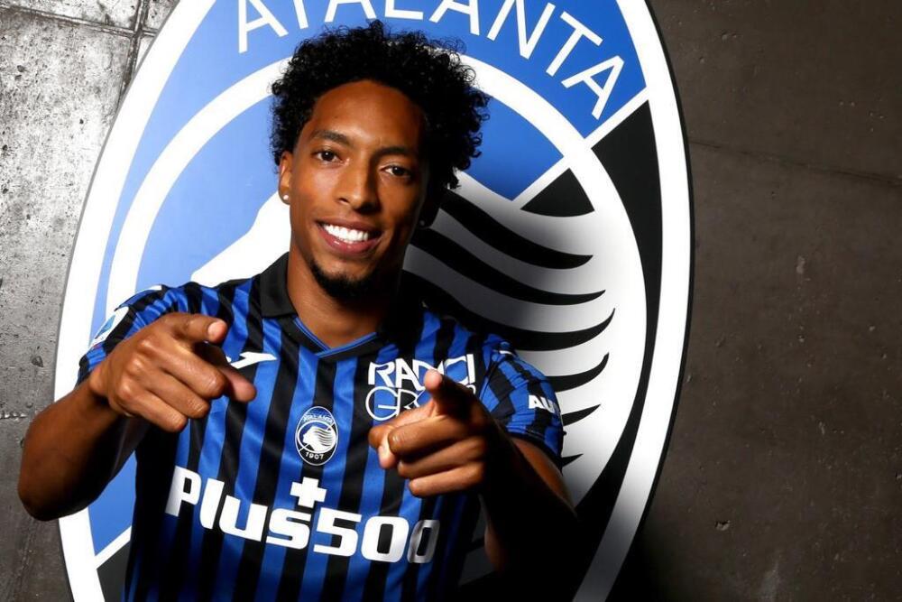 Johan Mojica, jugador de Atalanta