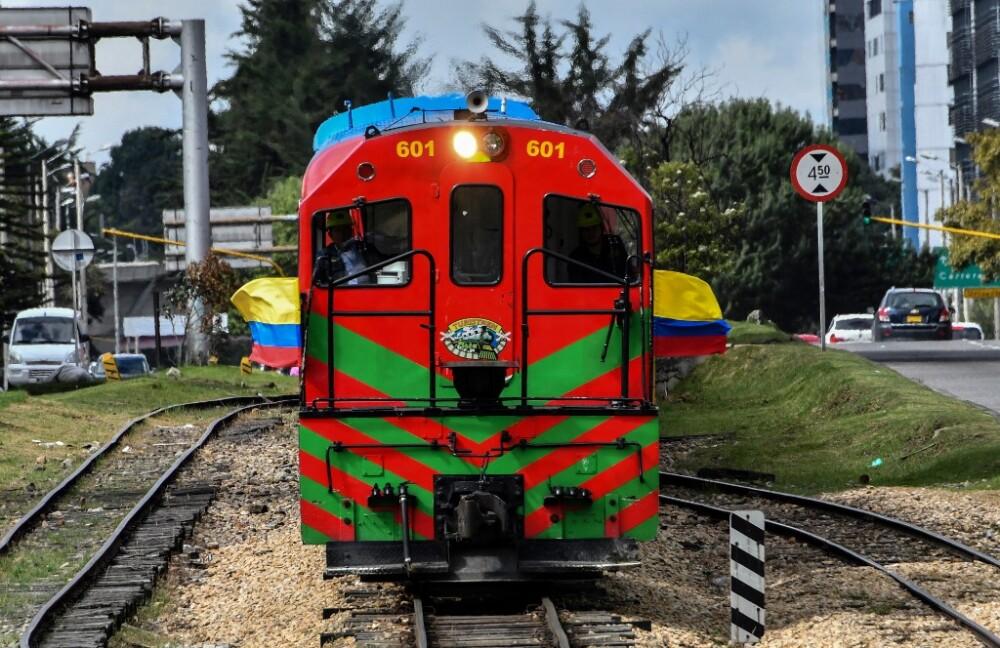 Tren turístico Colombia