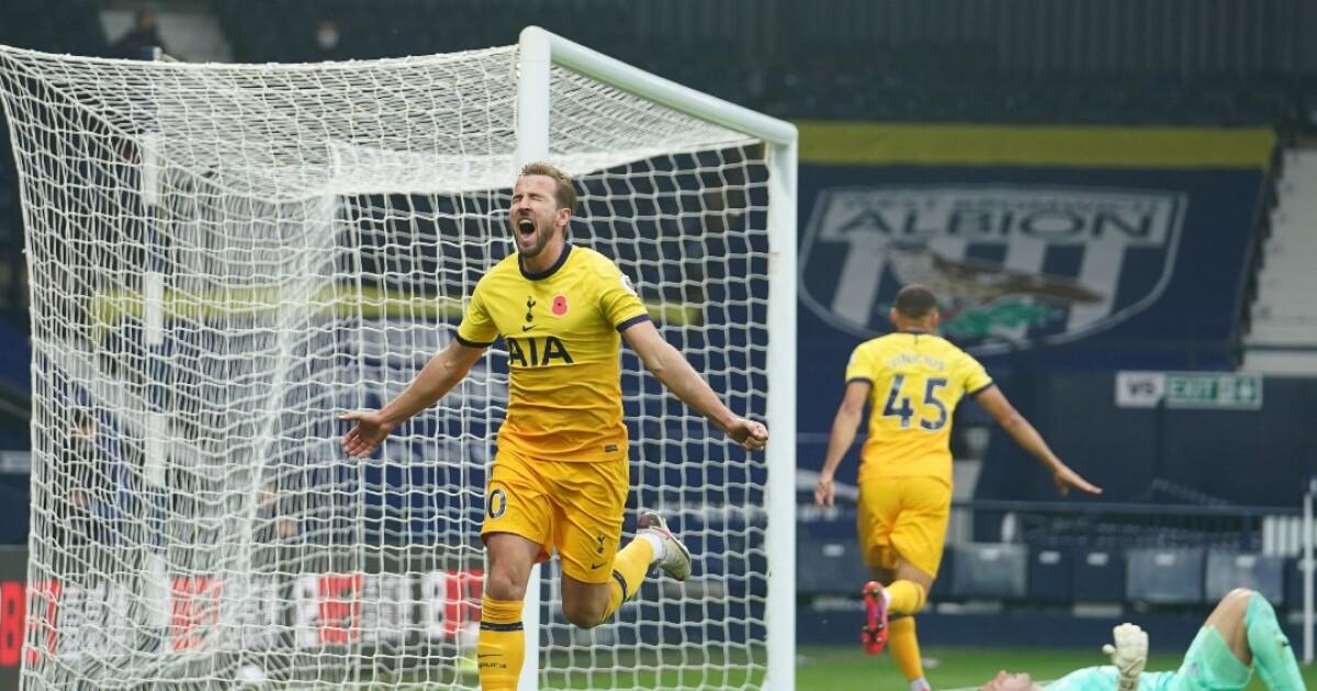 Sin Dávinson Sánchez, Tottenham venció 1-0 al West Bromwich y está en la parte alta de la Premier