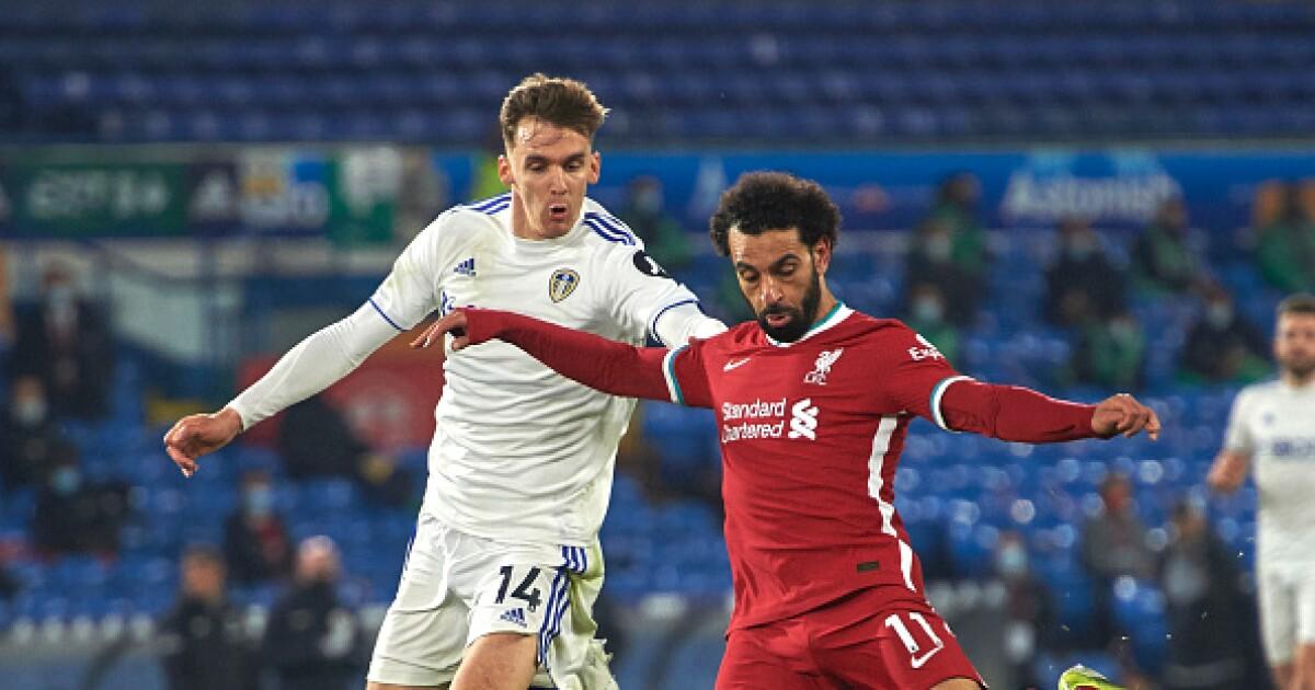 Liverpool volvió a 'pinchar' en la Premier League: 1-1 contra Leeds y nada que levanta cabeza