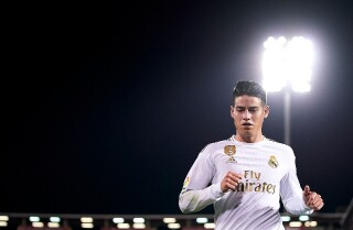 James Rodríguez - Foto: Getty Images