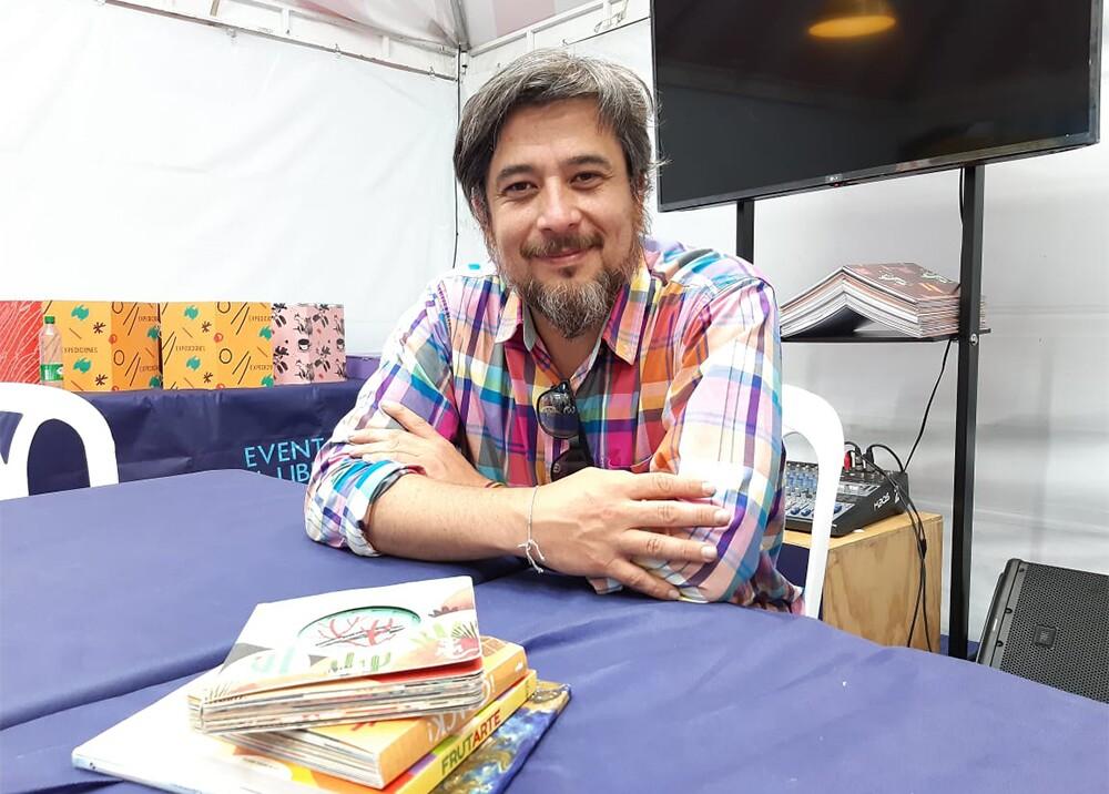 343397_BLU Radio. Chile visita este año la Fiesta del Libro y la Cultura / Foto: BLU Radio