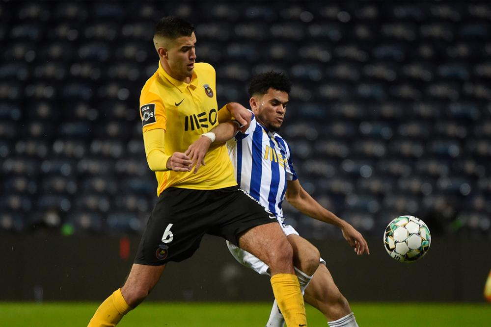 Luis Díaz, jugador colombiano de Porto. AFP.png