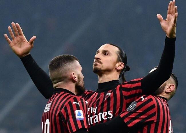 372186_Zlatan Ibrahimovic / AFP