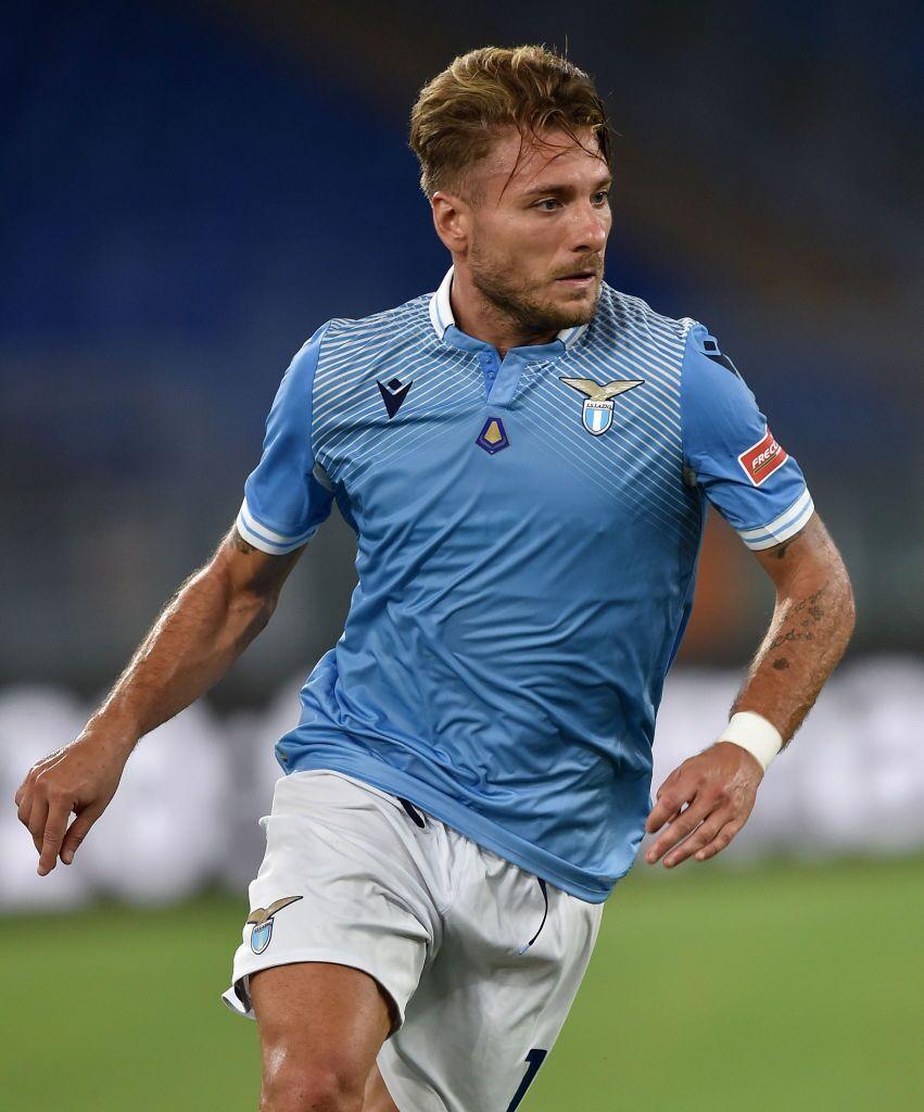 SS Lazio v Benevento - Friendly Match