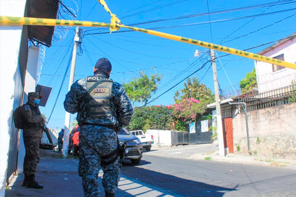 Masacre El Salvador